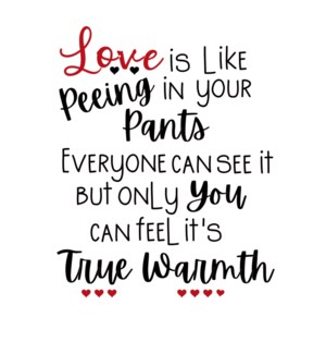 VAL/Love Is Like Peeing