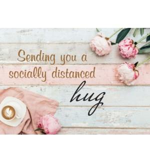 ED/Social Distance Hug