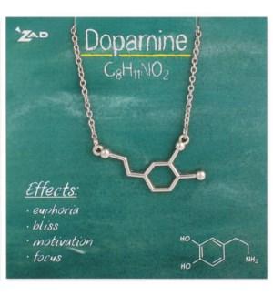 NECKLACE/Dopamine Molecule
