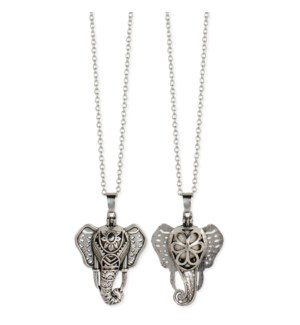 NECKLACE/Elephant Head