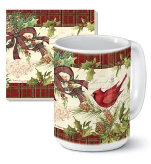 XMMUGGS/Cardinal Wreath