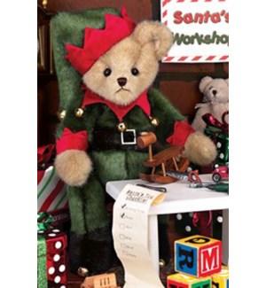 BEAR/Jingle Toes