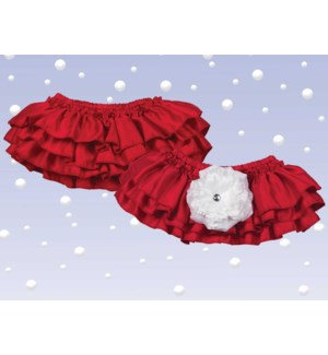 DIAPERCOVER/Baby Blooms (Red)