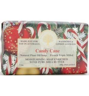 SOAP/ Candy Cane Xmas