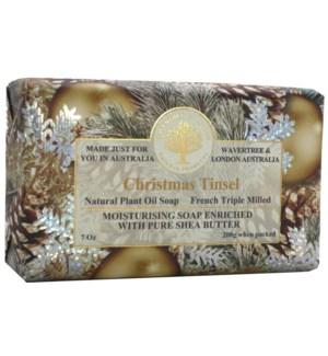 SOAP/Christmas Tinsel