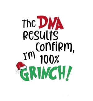 XM/The DNA Results Confirm