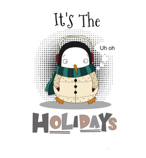 XM/It's The Holidays