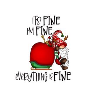 XM/It's Fine, I'm Fine