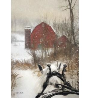 BOXEDCLASSIC/Horse barn