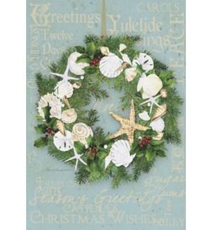 BOXEDCLASSIC/Wreath shell