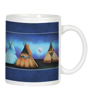 MUG/Teepees full moon