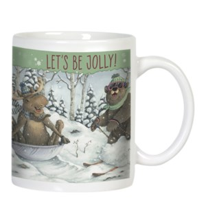 MUG/Bears raccoon moose
