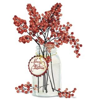 BOXEDNOTE/Berry bushel