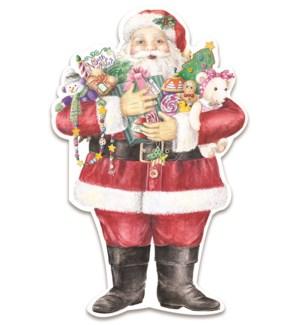 XMBOXEDCARDS/Santa