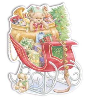 XMBOXEDCARDS/Santa's Bag