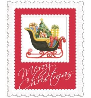 XM/Santa's Sled
