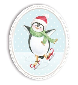 XMGIFTTAGS/Penguin Skating