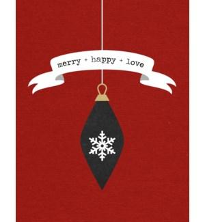 XMB/Merry Happy Love