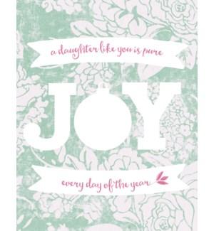 XMB/Daughter Pure Joy