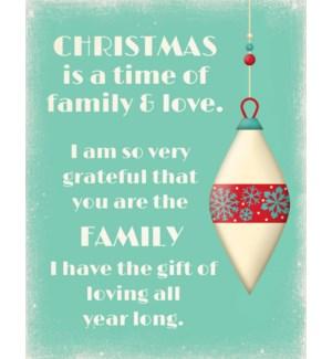 XM/Family & Love