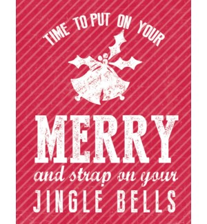 XMB/Strap On Your Jingle Bells
