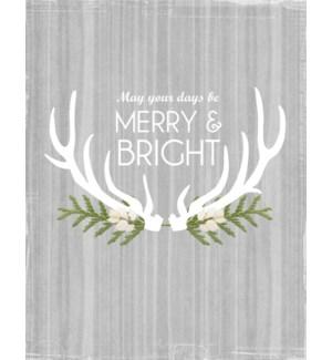 XM/Merry & Bright