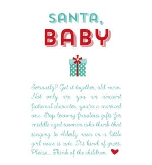 XM/Santa Baby