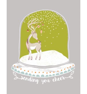 XM/Sending You Cheer Deer