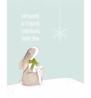 XMB/White Christmas With You