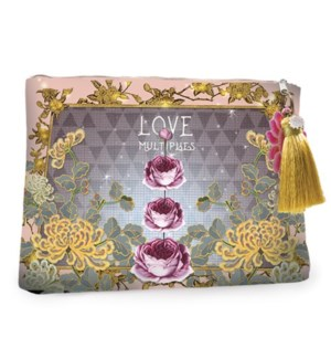 POUCH/Love Multiplies Large