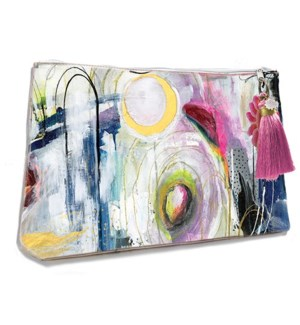 POUCH/Brushstrokes Large