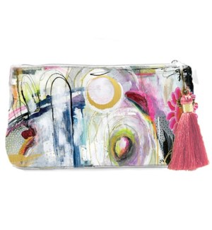 POUCH/Brushstrokes Small