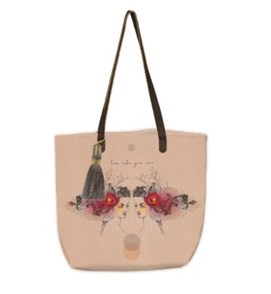 TOTE/Reflection Bucket Tote