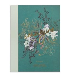NOTEBOOK/Jewel Flower
