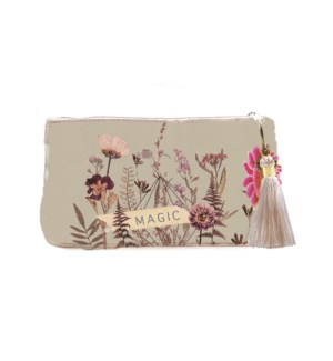 POUCH/Flower Bed Pouch Sm