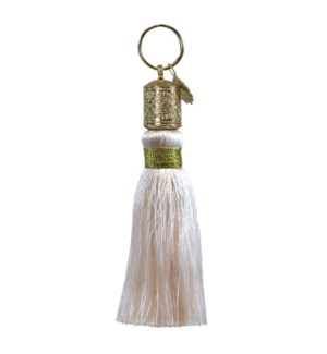 KEYCHAIN/Bubbles Tassel Key