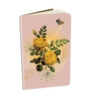 MINIBOOK/Yellow Roses