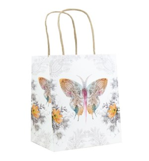 GIFTBAG/Paisley Butterfly Mini