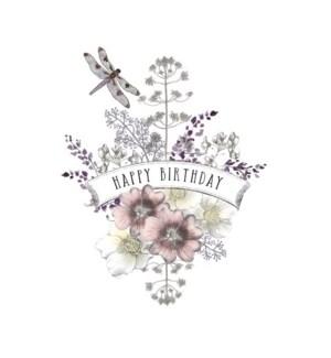 MINI/Dragonfly Birthday