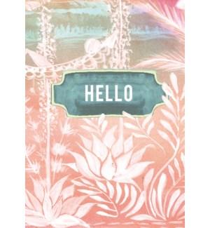 MINI/Jungle Hello