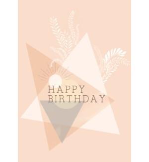 MINI/Geo Birthday