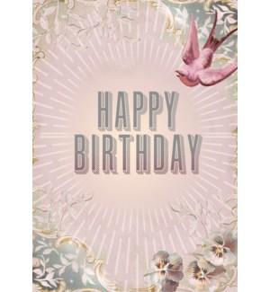 MINI/Fierce Birthday