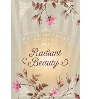 MINI/Radiant Beauty Birthday