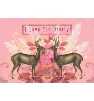 MINI/Love You Deerly
