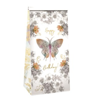 SACK/Paisley Butterfly