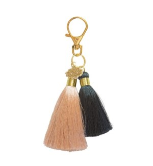 TASSEL/Blush and Smoke