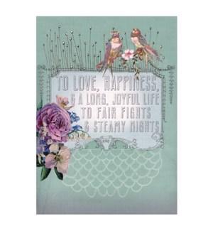 BL/Wedding Wish