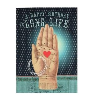 BDB/Long Life Birthday