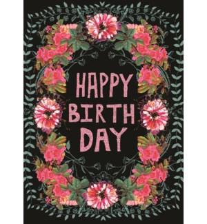 BDB/Gypsy Floral Birthday