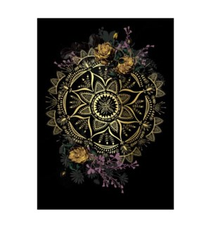 BL/Golden Mandala